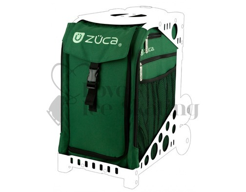 Zuca Bag Bosco Green Insert