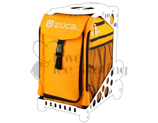 Zuca Sports Orange Caution Insert