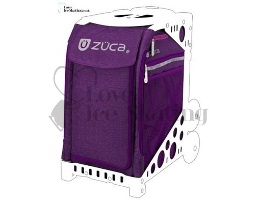 Zuca Sports Cosmic Purple Heather Insert