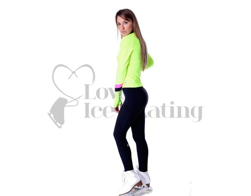 Thuono Performance Black Runner  Skating Leggings