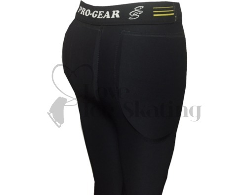 ES Pro Gear Protective Ice Skating Shorts