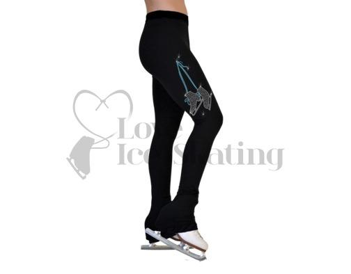Chloe Noel P86 SKL Turquoise Skate Leggings