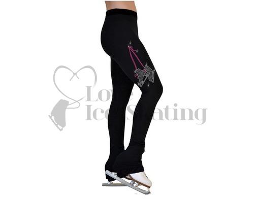 Chloe Noel P86 SKL Fuchsia Skate Leggings