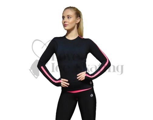 Thuono Performance Long Sleeve Top Pop Star