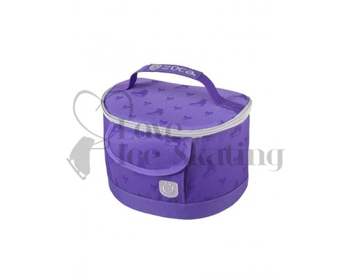 Zuca Skates & Bows Lunch Box