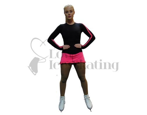 Thuono Linx Thermal Ice Skating Skirt Pop Star