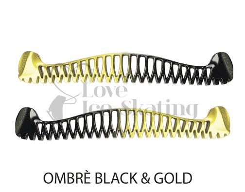 Edea E-Guards Ombre Black & Gold