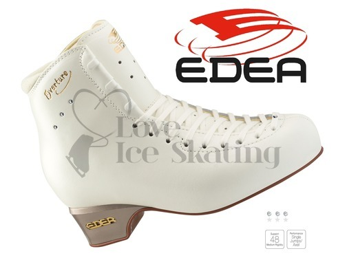 Edea Overture Figure Skates Boot only