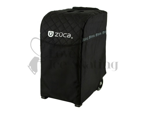 Zuca Pro Artist  Cover Black White Logo
