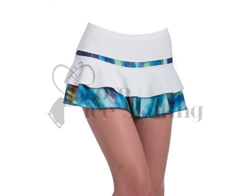 Thuono White Collection Skirt
