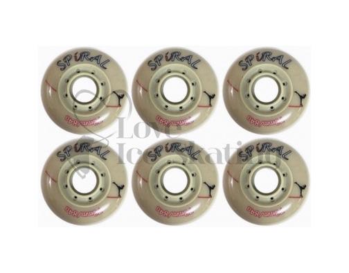 Snow White® Spiral® Indoor Artistic Inline Wheels