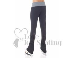 Mondor 4302 Thermal Black Grey Skating Leggings
