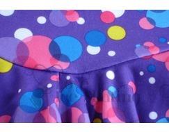 Chloe Noel  Ice Skating  Skirt Purple Bubble