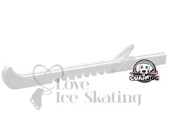 Guardog Figure Ice Skate Blade Guards White