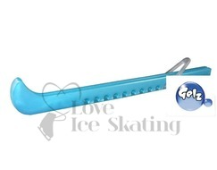 Guardog Figure Ice Skate Blade Guards BLUE GELZ