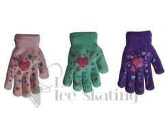 Heart Design Magic Stretch Gloves