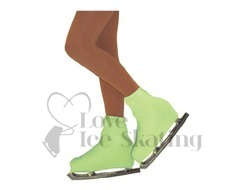 Chloe Noel Boot Covers Adult LIGHT GREEN
