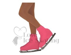 Chloe Noel Boot Covers Adult FUCHSIA