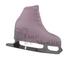 Figure skating Boot Covers Youth Pink