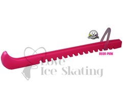 Guardog Figure Neon Pink Ice Skate Blade Guards