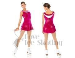 Mondor Fantasy on Ice Figure Skating 2995 Dress