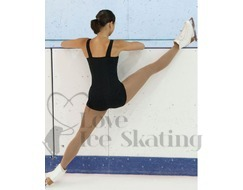 Jerrys 291Ballet Inspired Ice Skating Training Unitard