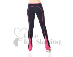 Mondor Ice Skating Leggings 4806 D9 Dragon Pink