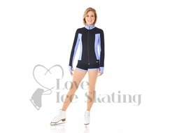 Mondor Ice Skating Shorts 4810 Y9 Purple