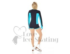 Mondor Ice Skating Jacket 4807 S1 Aqua