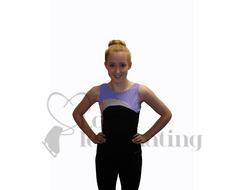 Mondor Camisole Figure Skating Training Top 4823 Y9 Purple
