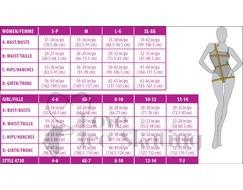 Mondor Camisole Figure Skating Training Top 4823 D9 Dragon Pink