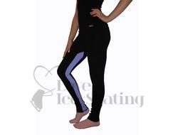 Mondor Figure Ice  Skating Leggings 4805 Y9 Periwinkle