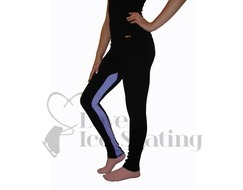 Mondor Figure Ice  Skating Leggings 4805 Y9 Periwinkle