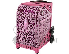 Zuca Pink Leopard Insert