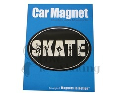 Skate Figure Skating Magnet