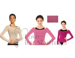 Mondor 816 Long Sleeve Shear Body Pop Pink