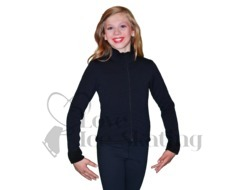 Chloe Noel Black Jacket with Swarovski Crystals & Leggings Combo