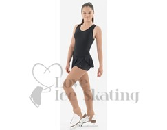 Intermezzo Black Ice Skating Skort