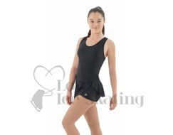 Intermezzo Pink Ice Figure Skating shorts with skirt- Skort