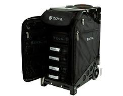 Zuca Pro Artist Make Up Trolley Black
