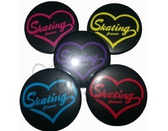 Skating Forever Badges
