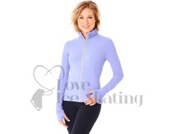 Ice Skating Girls Ladies Jacket by Mondor 4808 Periwinkle
