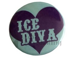 Ice Diva Badge