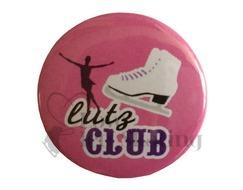 Lutz Club Badge