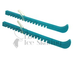 Ice Skate Figure Blade Guards Teal by A&R