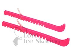 Ice Skate Figure Blade Guards Neon Pink by A&R