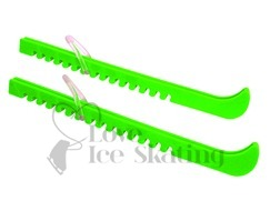 Ice Skate Figure Blade Guards Neon Green by A&R