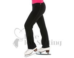 Intermezzo 5087 Vuelta Ice Skating Leggings with Full Zip