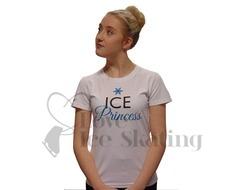 White Ice Princess T-Shirt