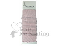 "Mondor 259 14"" Glitter True Pink Child Legwarmers"